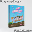 Cherry Bullet Single Album Vol. 2 - Love Adventure (All Members Autographed CD) (Limited Edition)