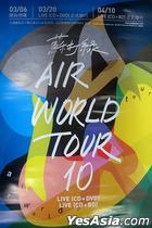 Album Poster - Air World Tour 10