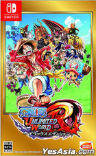 One Piece Unlimited World Red Deluxe Edition (日本版)