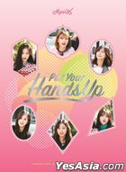 APINK - PUT YOUR HANDS UP (3DVD + Photobook + Photo Card) (Korea Version)