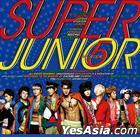 Super Junior Vol. 5 - Mr. Simple (Deluxe Edition) (Taiwan Version) (Preorder Version B)