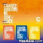 Cravity - Season 3 HIDEOUT: Be Our Voice (Random Version) + Random Poster in Tube