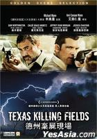 Texas Killing Fields (2011) (VCD) (Hong Kong Version)