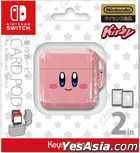 Hoshi no Kirby Card Pod for Nintendo Switch Face (Japan Version)