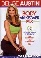 Denise Austin: Body Makeover Mix  (DVD) (US Version)
