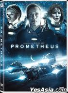 Prometheus (2012) (DVD) (Hong Kong Version)