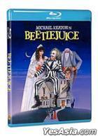 Beetlejuice (Blu-ray) (Korea Version)