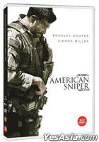 American Sniper (DVD) (Korea Version)