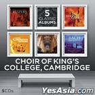 Choir Of King's College, Cambride - 5 Classic Albums (5CD)