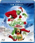 How The Grinch Stole Christmas The Grinch (Blu-ray) (Japan Version)