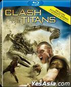 Clash Of The Titans (Blu-ray) (Hong Kong Version)