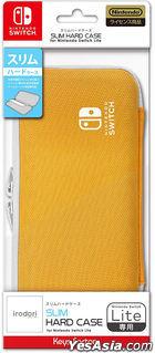 Nintendo Switch Lite SLIM HARD CASE (浅橙色) (日本版)