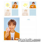 Xiu Min Fanmeeting 'XIUWEET TIME' Official Goods - Check Book & Memo Pad