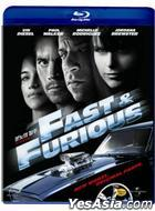 Fast & Furious (Blu-ray) (Korea Version)