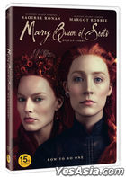Mary Queen of Scots (DVD) (Korea Version)