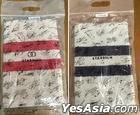 EXO - Stardium Playground Towel (Chen / Navy)