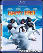 Happy Feet (Blu-ray) (Hong Kong Version)