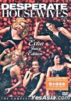 Desperate Housewives (Season 2) (Vol.1-24) (End) (Hong Kong Version)