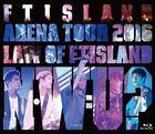Arena Tour 2016 -Law of FTISLAND: N.W.U- [BLU-RAY] (Japan Version)