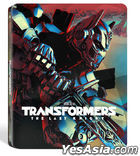 Transformers: The Last Knight (2D + 3D Blu-ray) (2-Disc) (Steelbook Limited Edition) (Korea Version)