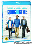 Going in Style (Blu-ray) (Korea Version)