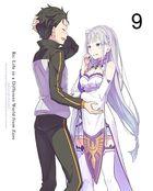 Re:Zero Kara Hajimeru Isekai Seikatsu Vol.9 (Blu-ray)(Japan Version)
