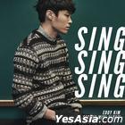 エディ・キム 2ndミニアルバム - Sing Sing Sing + 筒ケース入りポスター