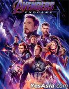 Avengers: Endgame (2019) (DVD) (Thailand Version)