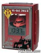 Gundam : MS-06S Alarm Clock Chara Zaku