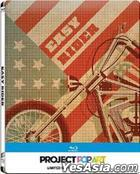 Easy Rider (1969) (Blu-ray) (Steelbook) (Hong Kong Version)