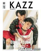 KAZZ : Vol. 166 - Yin & War - Cover A