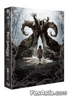 Pan's Labyrinth (4K Ultra HD + Blu-ray) (Full Slip Limited Edition) (Korea Version)