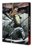 Attack on Titan (Blu-ray) (Vol. 1) (Japan Version)