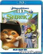 Shrek 2 (2004) (Blu-ray) (Hong Kong Version)