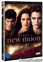 The Twilight Saga : New Moon (DVD) (2-Disc) (Special Edition) (Korea Version)
