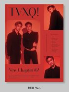 TVXQ! 15th Debut Anniversary Special Album - New Chapter #2: The Truth of Love (RED Version)