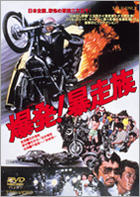 Bakuhatsu! Bosozoku (DVD) (Japan Version)
