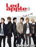 Led Apple Single Album Vol. 2 - Time is Up + Poster in Tube