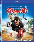 Ferdinand (2017) (Blu-ray) (Hong Kong Version)