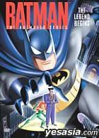 BATMAN: The Animated Series The Legend Begins (Japan Version)