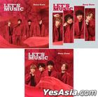 LET'S MUSIC [3 TYPES SET + BONUS] (Taiwan Version)