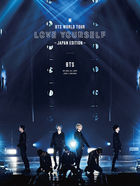 BTS World Tour 'Love Yourself' -Japan Edition- [BLU-RAY + POSTER] (First Press Limited Edition) (Japan Version)