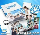 Why R U The Series (2020) (DVD) (Ep. 1-13) (End) (Boxset A) (Thailand Version)