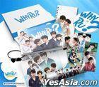 Why R U The Series (2020) (DVD) (Ep. 1-13) (End) (Boxset A) (Thailand Version)