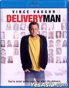 Delivery Man (2013) (Blu-ray) (Hong Kong Version)