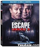Escape Plan 2: Hades (2018) (Blu-ray) (US Version)