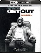 Get Out (4K Ultra HD + Blu-ray) (Japan Version)