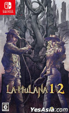 LA-MULANA 1&2 (Japan Version)