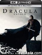 Dracula Untold (2014) (4K Ultra HD + Digital) (Hong Kong Version)