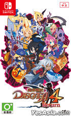 Makai Senki Disgaea 4 Return (Asian Chinese Version)